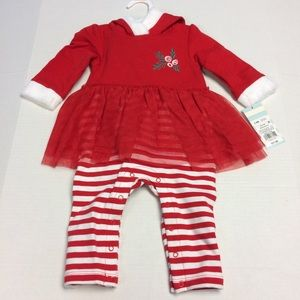 Infant Christmas Onesie Outfit